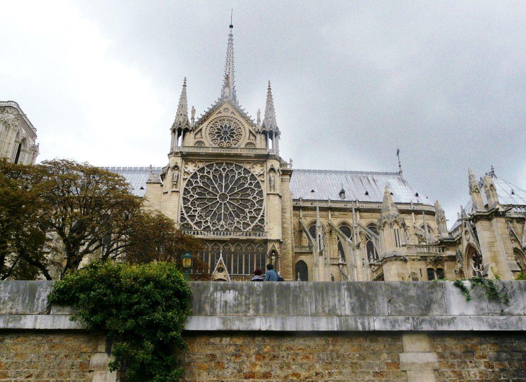 Путешествие в Париж , экскурсии