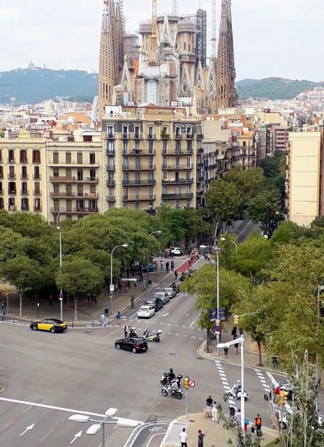 Барселона - столица Каталонии