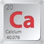 Элемент кальций Ca