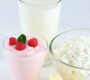 фото продуктов для восполнения кальция в организме при остеопорозе