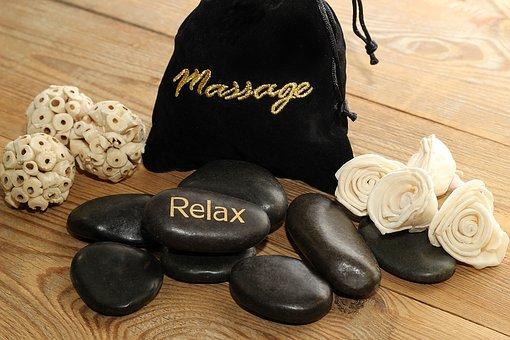 Фото атрибутов для методики релаксирующего массажа, ароматы