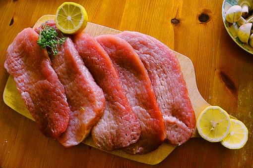 Красное мясо, богатое белком и железом для повышения гемоглобина у женщин