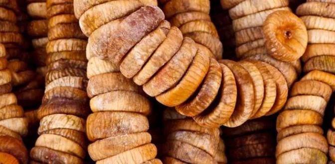Инжир сушеный полезные свойства