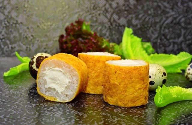 Имбирь в добавлении к суши и роллам