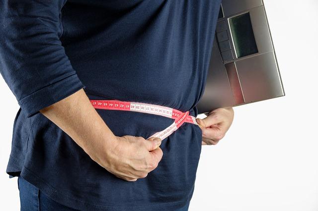 Лишний вес пр увеличении количества калорий