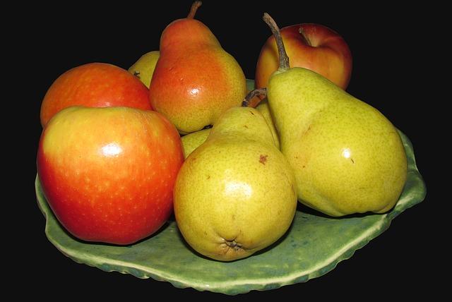 Яблоки и груши для здоровья