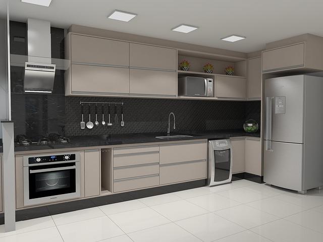 Кухня - самое чистое и приятное место в доме, психология спокойствия