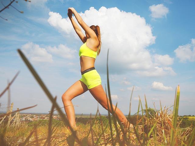 Быть здоровым - это значит быть красивым
