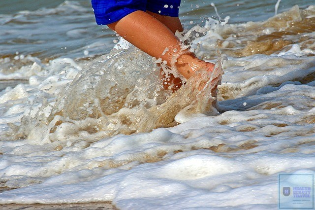 Как избавиться от запаха пота ног