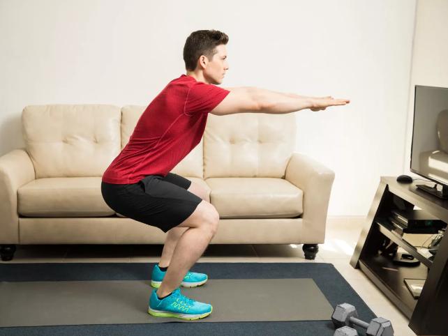 Полезные физические упражнения. С пользой для тела