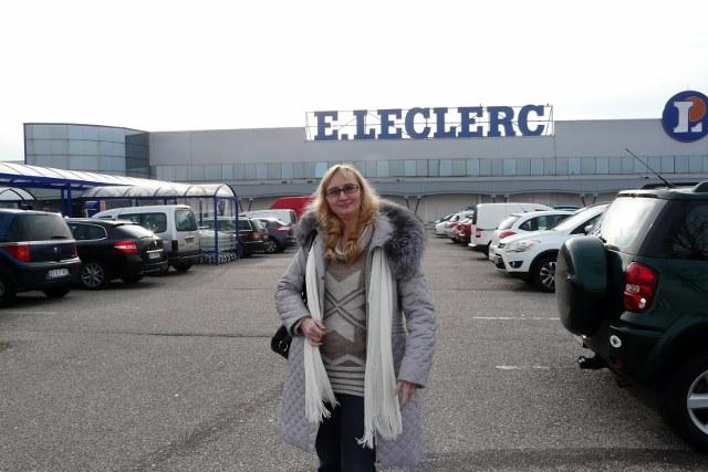 """Супермаркет """"E'Leclerc"""" Франция"""