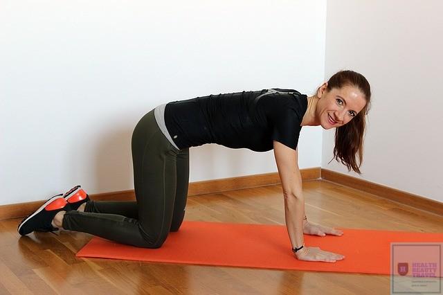 Остеохондроз, лечебная гимнастика