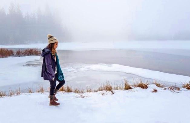 Зимой человек чаще впадает в депрессию