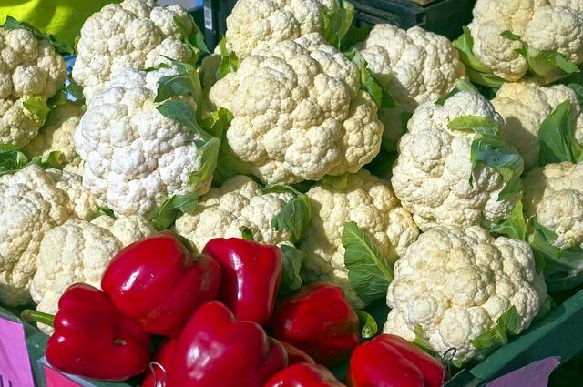 Цветную капусту можно есть в сыром виде