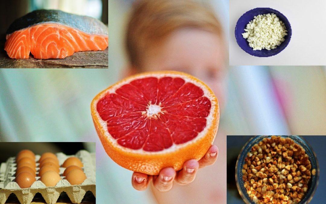 10 продуктов для снижения веса