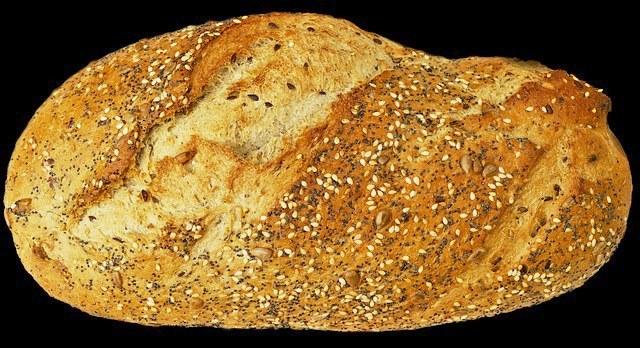 Цельнозерновой хлеб содержит больше питательных веществ