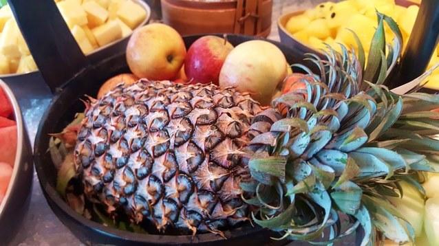 Свойства ананаса: Иммунитет+энергетический бустер