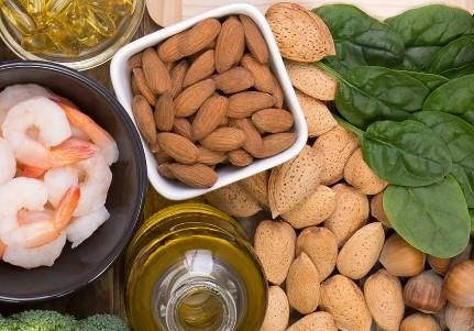 В каких продуктах содержится витамин Е?