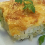Запеканка из капусты с сыром