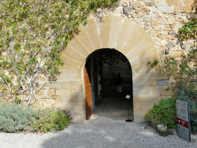 Экскурсия в замок Пуболь