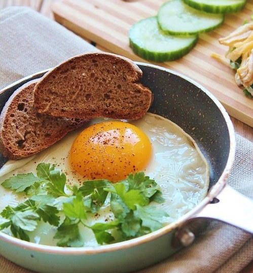 Завтрак улучшает самочувствие