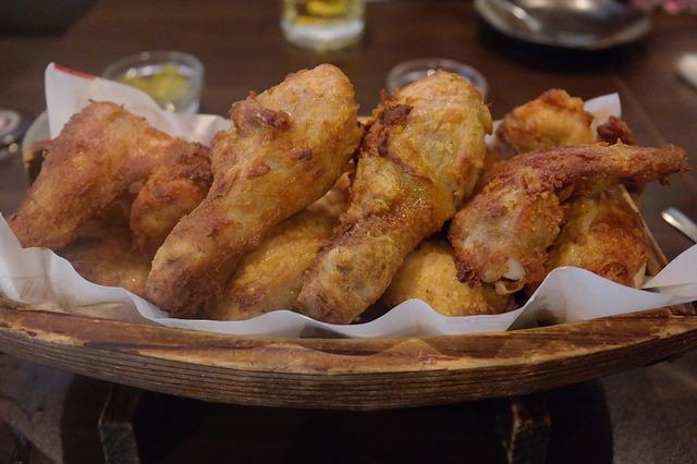 Калорийность курицы, куриный окорочок