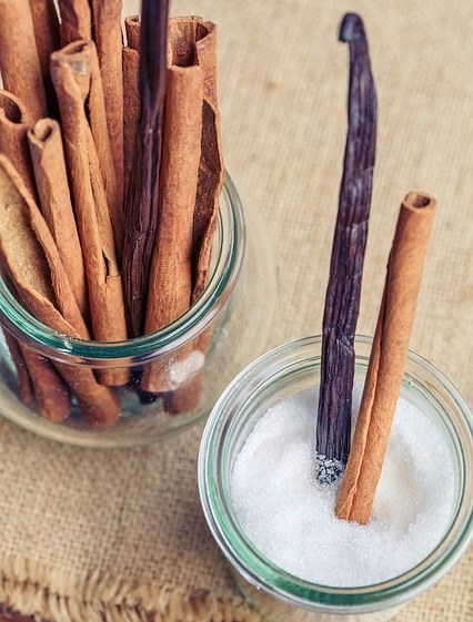 Как приготовить ванильный экстракт