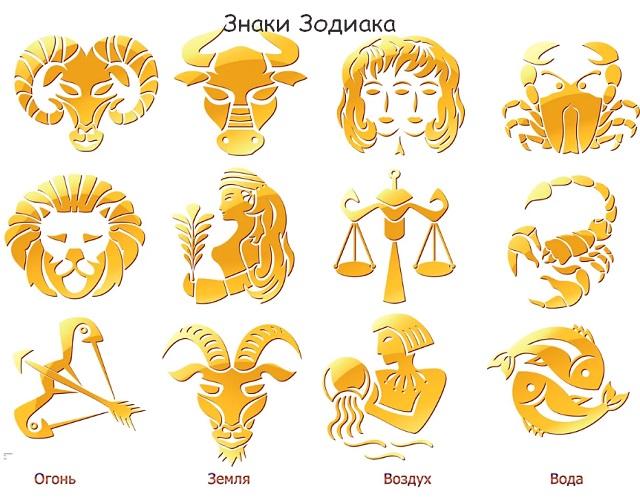 Карьера и знаки зодиака