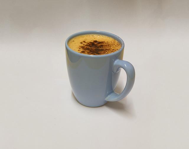 Напиток из какао и куркумы для быстрого похудения за 3 дня