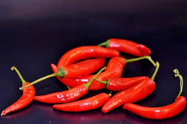 Почему мы едим острый красный перец. Польза и вред