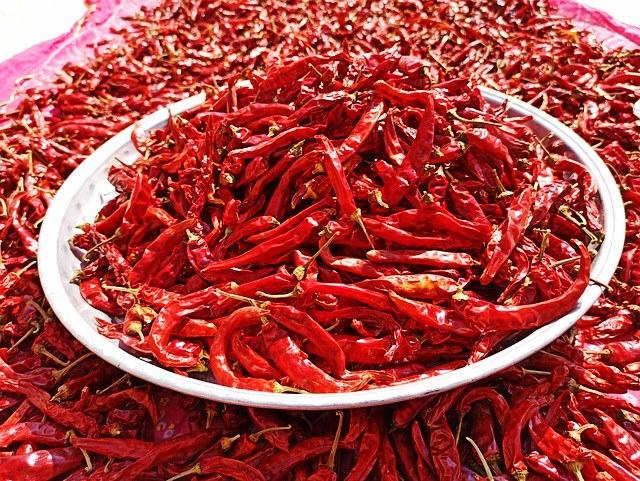 Польза и вред острого красного перца
