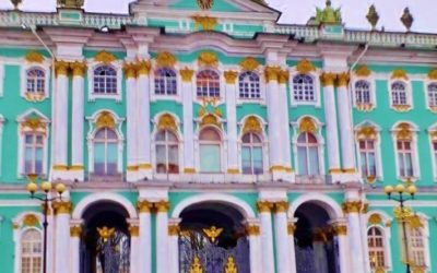 Экскурсия в Эрмитаж. Санкт-Петербург. Картинная галерея