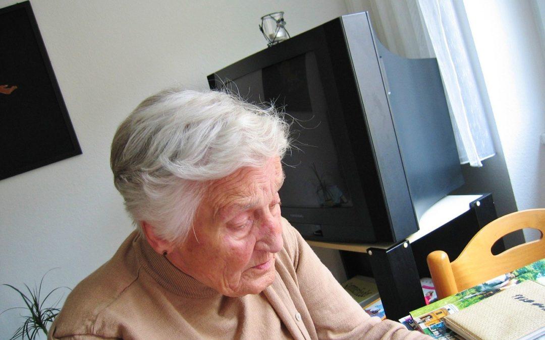 Риск развития болезни Альцгеймера увеличивается с возрастом