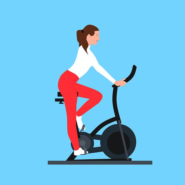 Польза занятий на велотренажере