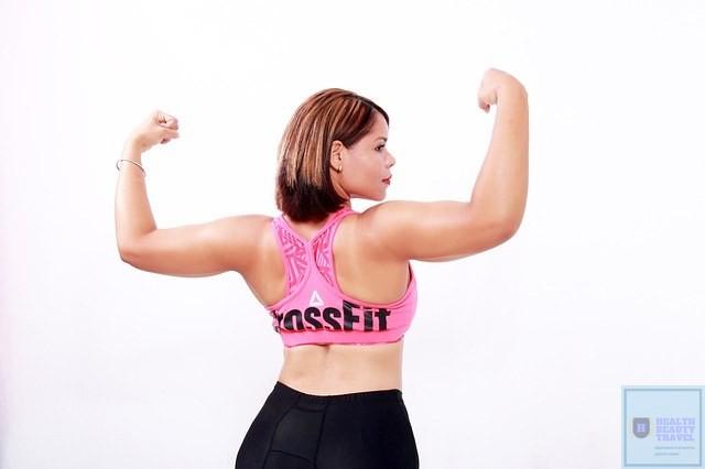 Кроссфит отлично развивает мышцы спины