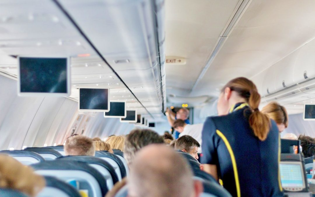Тяжесть в ногах во время полета или поездки