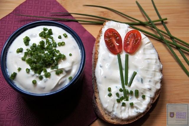 Творог и молочные продукты богаты кальцием